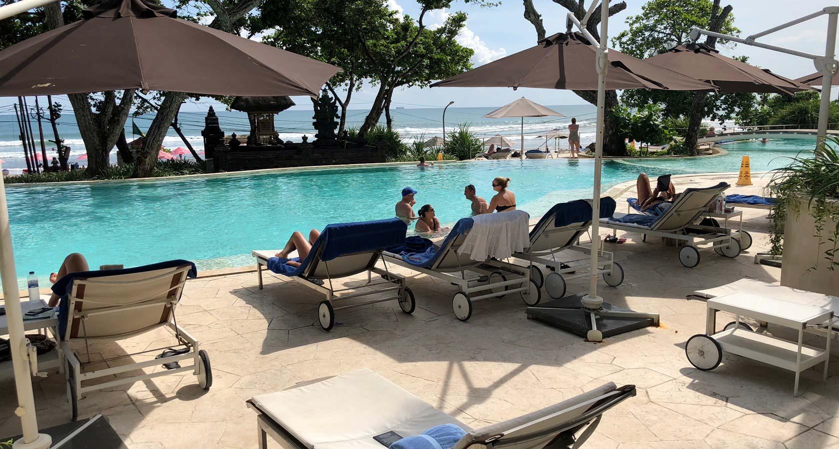 DOUBLE SIX LUXURY HOTEL pool