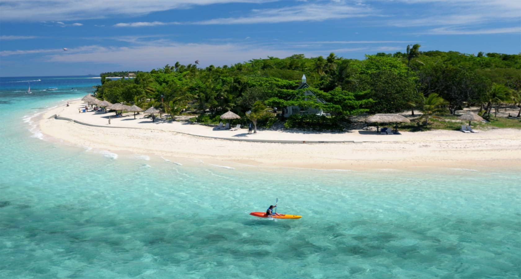 BEST FIJI HONEYMOON PACKAGES TREASURE ISLAND RESORT FIJI