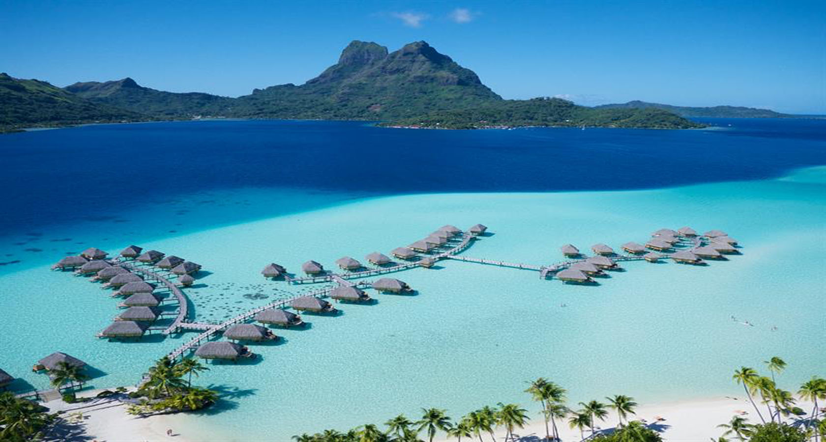 BEST TAHITI HONEYMOON PACAKAGES Bora Bora Pearl Beach Resort