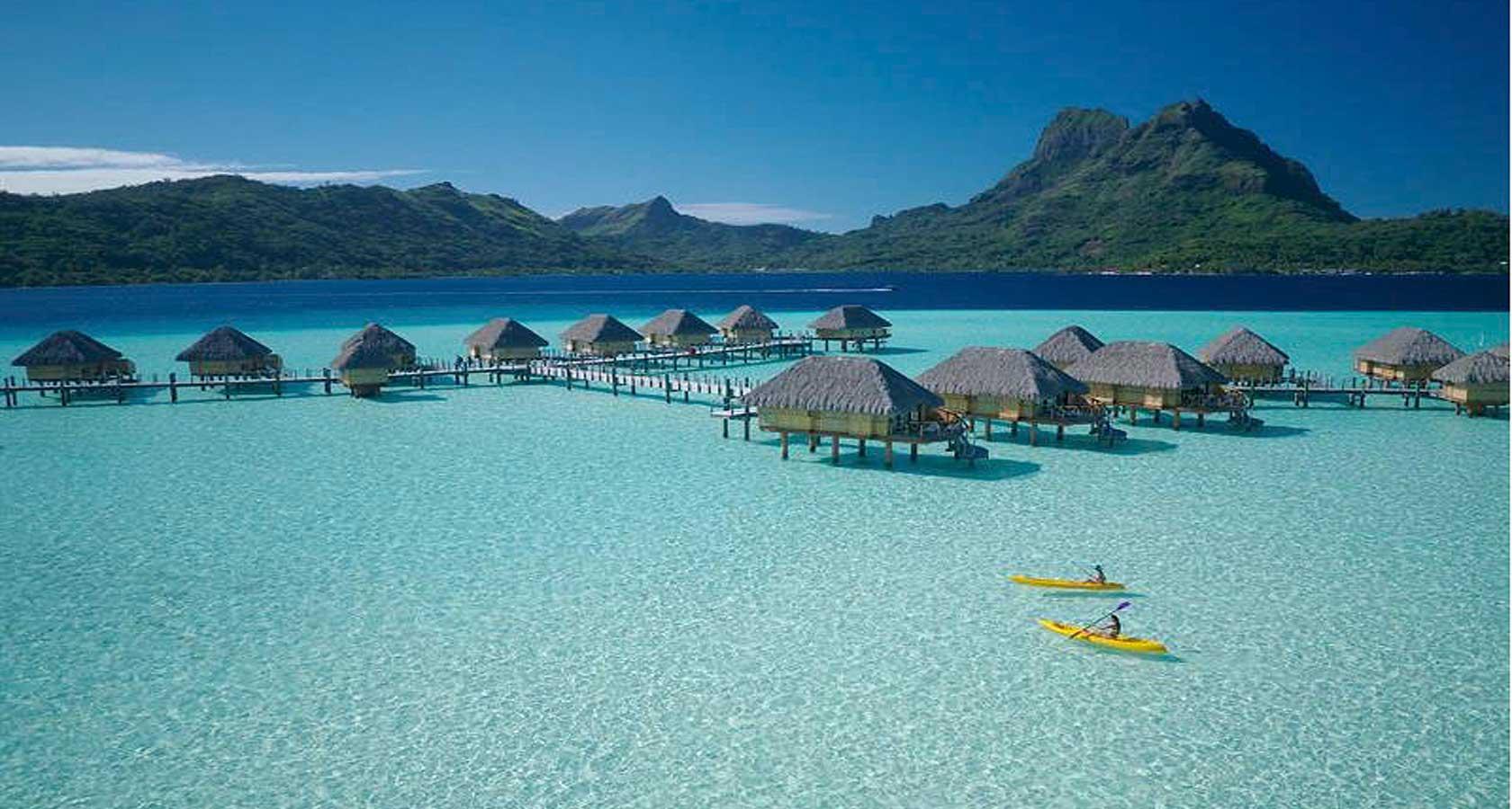 BORA BORA PEARL PEARL BEACH RESORT best honeymoon packages