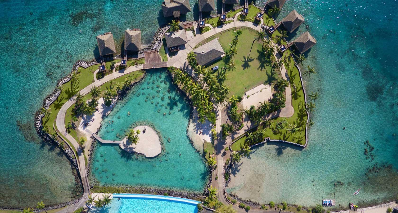 INTERCONTINENTAL RESORT TAHITI best honeymoon packages