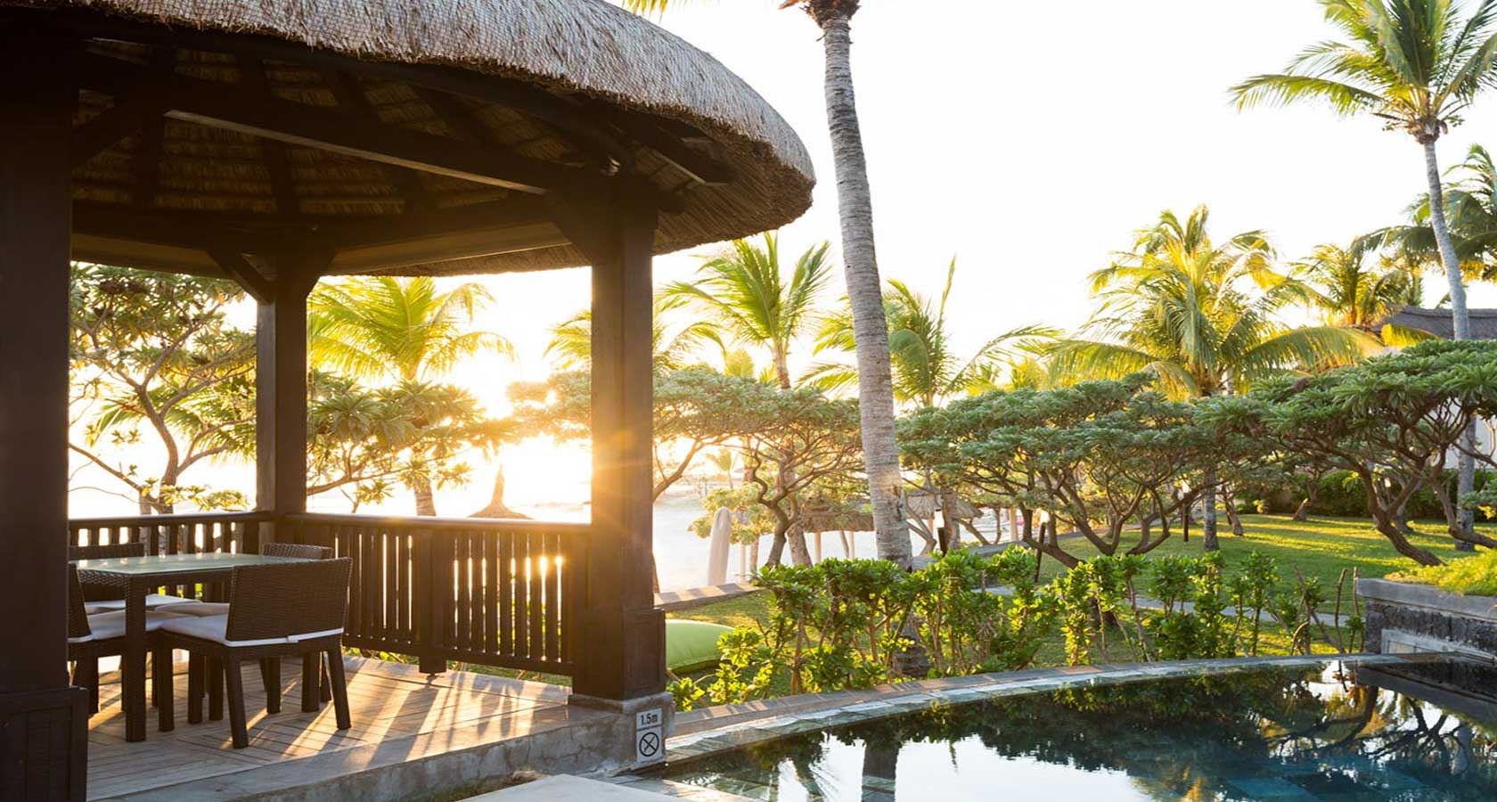 LUX BELLE MARE Best Mauritius Honeymoon Packages