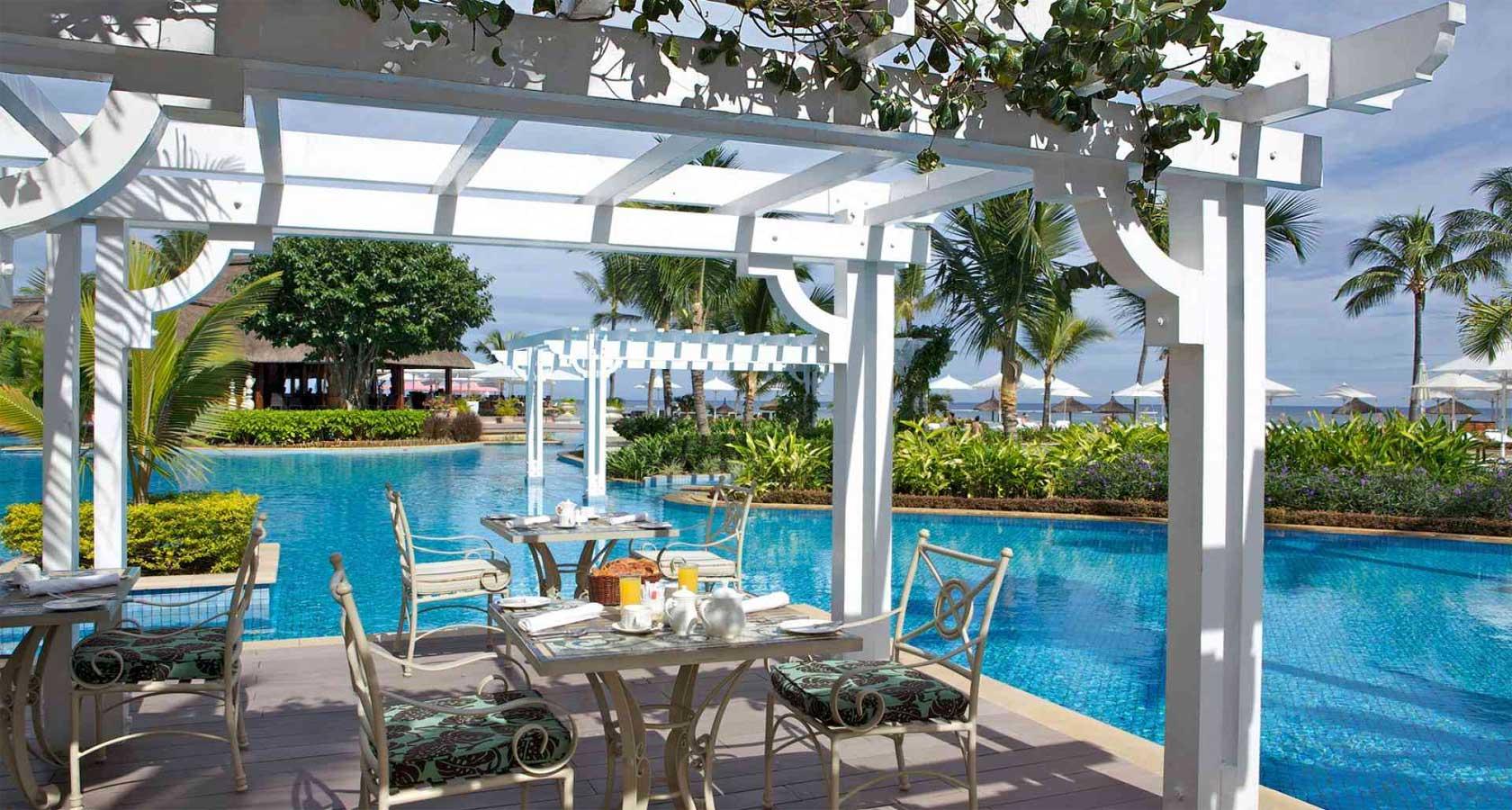 SUGAR BEACH RESORT Mauritius restaurant