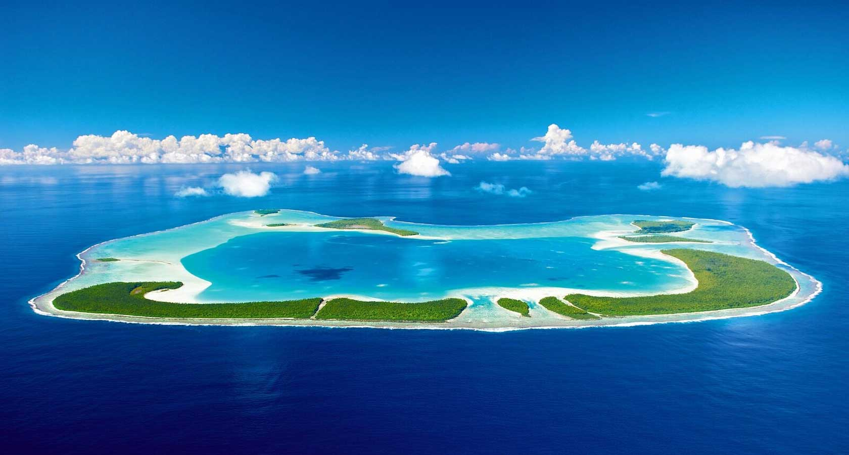 TETIAROA honeymoon destinations tahiti