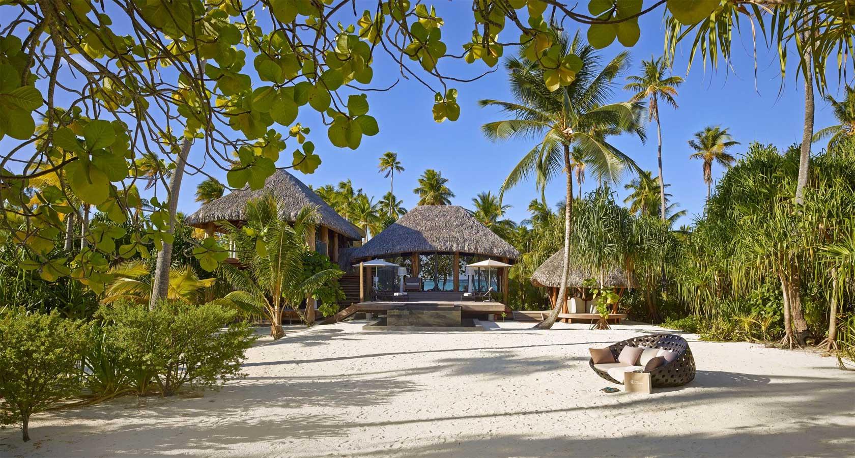 THE BRANDO Tahiti two bedroom villa