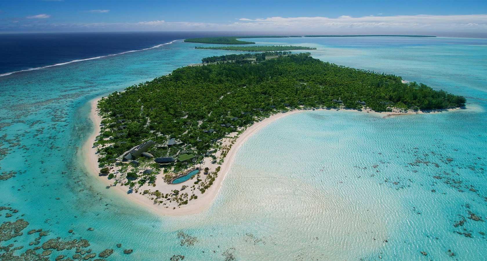 THE BRANDO best honeymoon packages Tahiti
