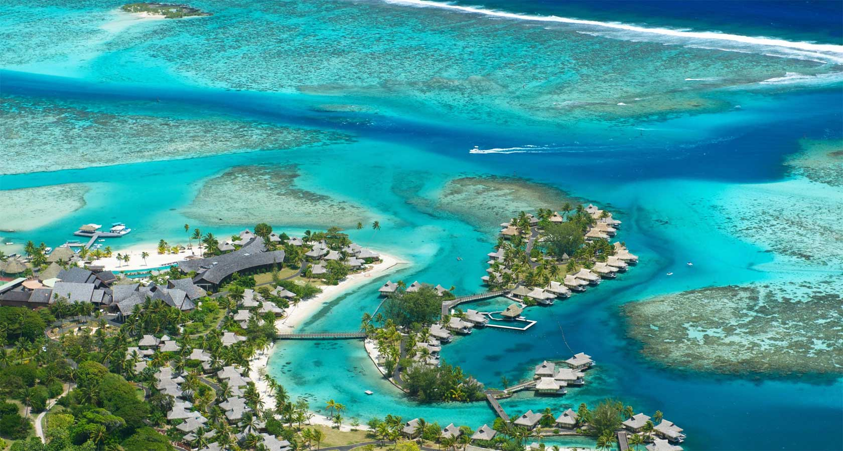 INTERCONTINENTAL MOOREA Honeymoon combo package